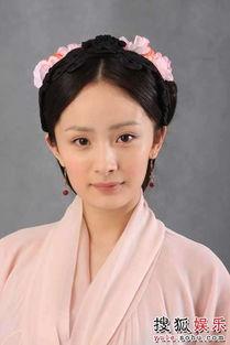 杨幂饰演古典辣妹晴雯 自爆曾受同学排斥