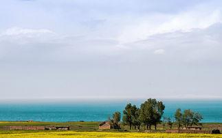 青海湖唯美自然风景图片桌面壁纸高清大图预览1920 1200 风景壁纸下载