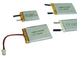供应EEMB聚合物锂电池LP455255,现货优势
