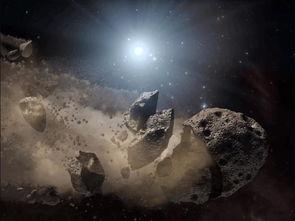 古老的小行星家族可以追溯到我们太阳系早期时代