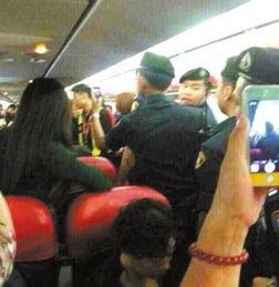 中国游客侮辱空姐致航班返航曼谷