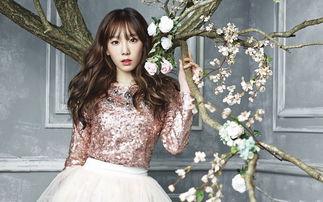 韩国性感美女金泰妍桌面壁纸