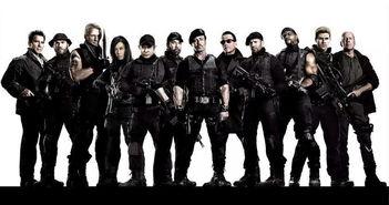 《敢死队2》