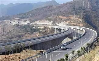 开州云阳巫溪县高速公路规划论证