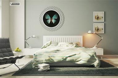 多个卧室装修效果图 打造私密卧室空间