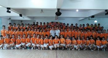 小金星国际教育集团福州地区2015年新师培训圆满结束