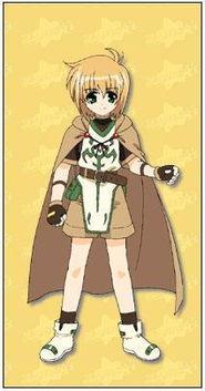 魔法少女奈叶中的尤诺 斯克莱亚是男的还是女的