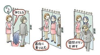 进电梯的礼仪人员应该说什么