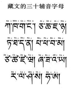 淡定用藏语怎么写