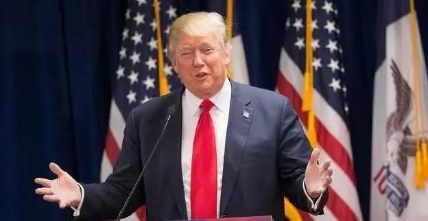 特朗普当选美国总统支持者欢呼雀跃