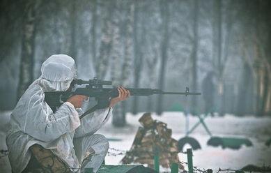死神的精度 俄军王牌狙击手实录