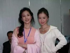 神基因一家三代,刘亦菲被表姐秒杀,竟然是最丑