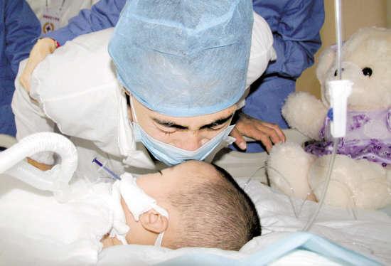 捐献器官的小希望生命陨落留下希望