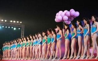 泰国小姐选美现场照片及视频曝光 泰国小姐20强照片秒杀香港