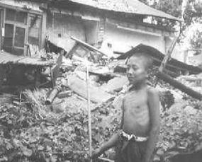 唐山地震是几年几月(唐山地震是几年几月)