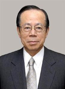 日本前首相福田康夫
