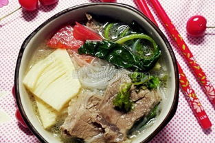 清炖牛排汤的做法大全家常菜
