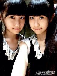 台湾萝莉双胞胎姐妹花现照 盘点红遍网络的小萝莉们