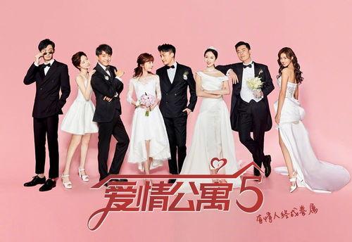 爱情公寓5海报