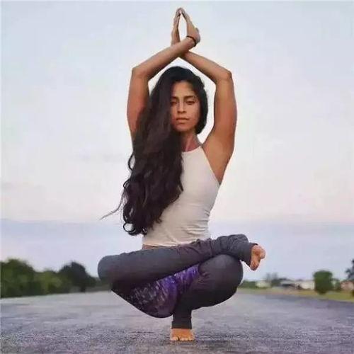 瑜伽是自我的修行