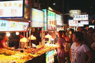 全国10条最出名的美食街,终于知道去哪儿吃了
