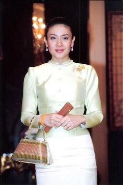 泰国美艳王储妃