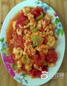 西红柿炒鸡蛋没有辣子怎么做