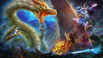 G妹游戏独家代理神话3D大作 混沌战域 拜入三清门下主宰封神历史