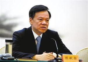 陈敏尔贵州省省长