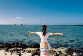 愿爱永存 毛里求斯的蜜月之旅