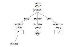 决策树算法总结