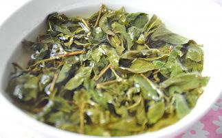 茶叶泡药水