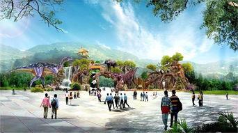 上饶野生动物世界将落地信州朝阳镇,总投资逾100亿元