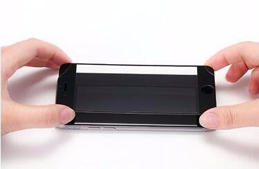 手机贴钢化膜教程(手机钢化膜怎么贴?)