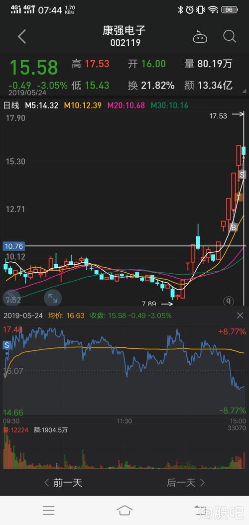 股票上市的案例及分析