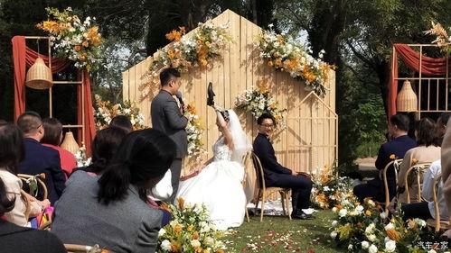结婚浪漫日子