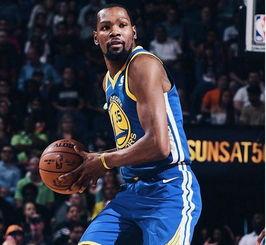 杜兰特生涯季后赛篮板数升至历史第60位