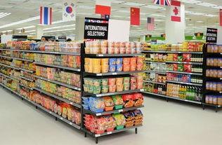 进口商品加盟店商品陈列方法