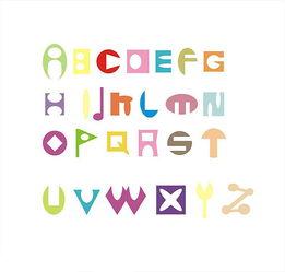 英文字母与五行属性