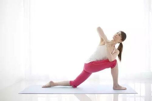 瑜伽的两种拉伸形式