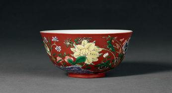 一个小瓷碗估价高达350万它为啥这么值钱