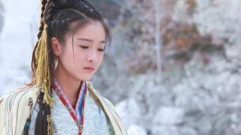郭襄 从郭二小姐到郭女侠,江湖见证峨眉祖师成长的十年