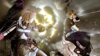 最终幻想13 雷霆归来 PC版配置需求公布 跳票2个月终于来了