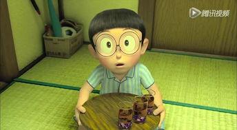 六一档电影妈妈团分级 哆啦A梦 适合7岁以上