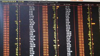 股票分价表有什么用?