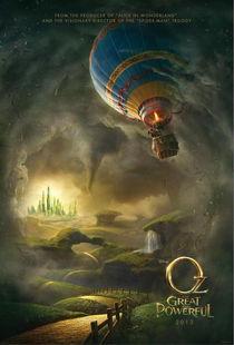 绿野仙踪前传 魔境仙踪 海报发布