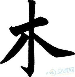 五行属木的属性字有哪些(五行是木火木水火土火金能起什么名字)