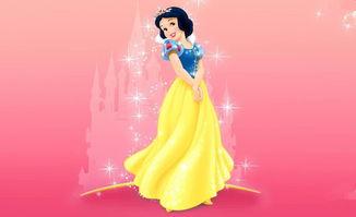 怎么画白雪公主呢?