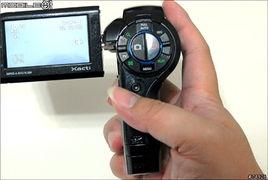 它能满足你一切需要 三洋HD1000简测
