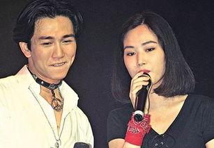 温兆伦与陈梅馨